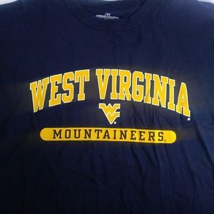 West Virginia mountaineers size xl